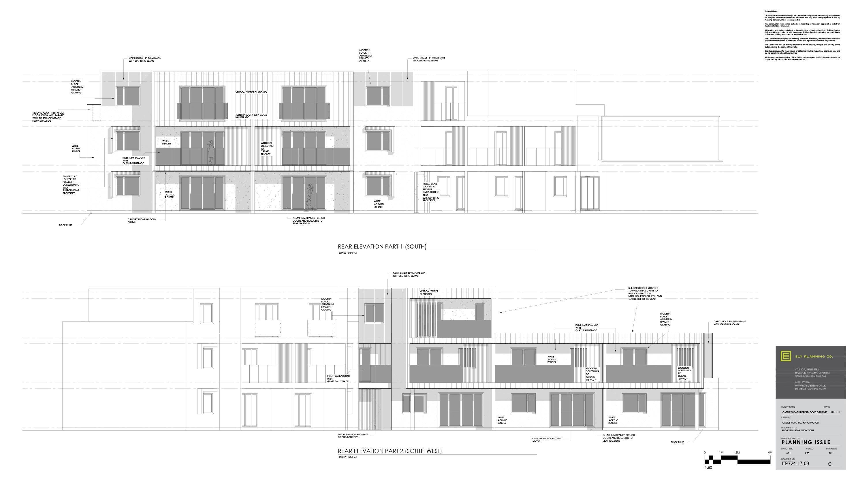 ely building plans cambridge house plans planning applications
